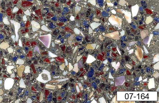 Glass Lithocrete Sample